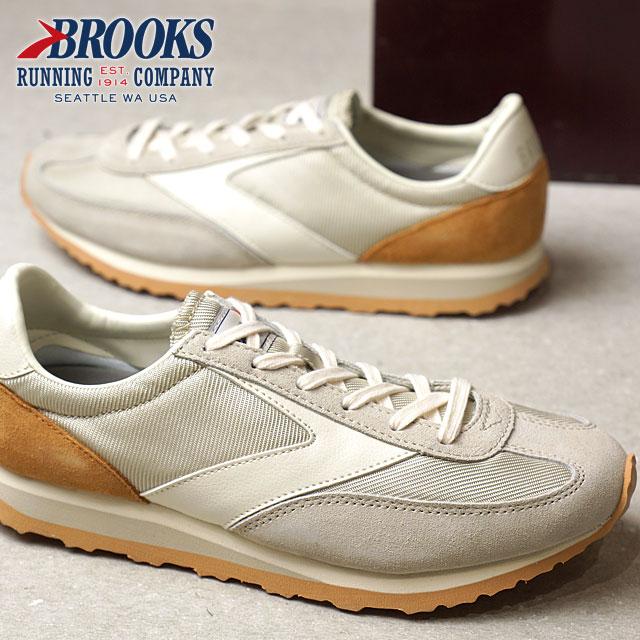 BROOKS HERITAGE布鲁克斯运动鞋女士遗产WMN Vanguard卡车保护旅行车保护Oatmeal/Sandstorm(1201591B-260 SS17)