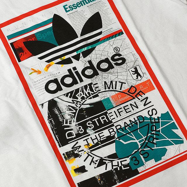 632b22905 ... adidas Adidas originals TONGUE LABLE TEE men gap Dis tongue label T-shirt  Originals (