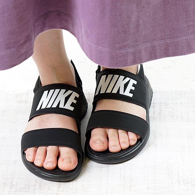 8e0e94578 ... best price nike nike ladys sports sandals wmns tanjun sandal women  tongue jun sandals black white ...