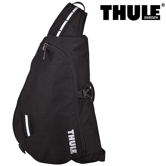THULE suriryukku Pack'n Pedal Commuter Sling pakkumpedarukomyutasuringu(吊钩包一肩膀身体包)(TPPS-101/100071)