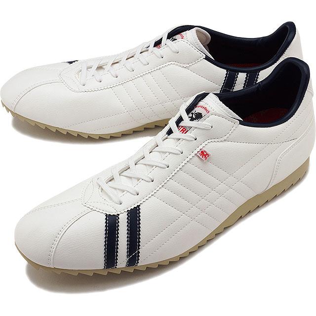 【返品送料無料】【限定復刻モデル】PATRICK パトリック スニーカー 日本製 靴 SULLY シュリー WH/NV ホワイト系 [26952]