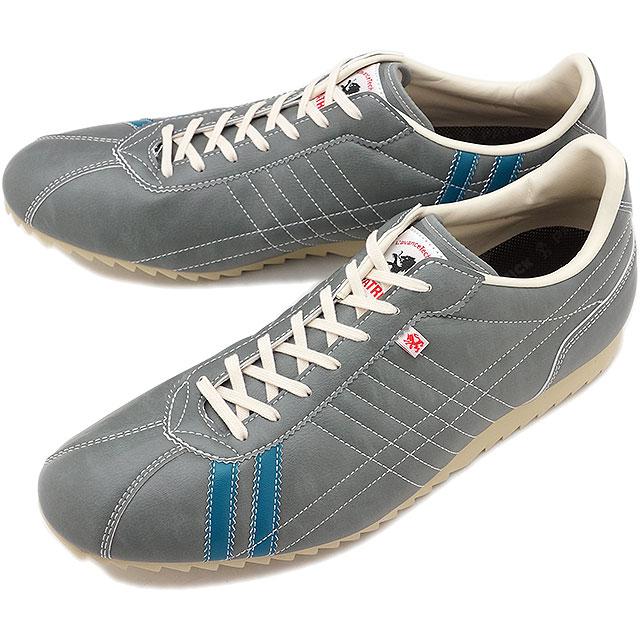 【返品送料無料】【限定復刻モデル】パトリック スニーカー 日本製 靴 シュリー PATRICK SULLY G/TUQ グレー系 [26244]