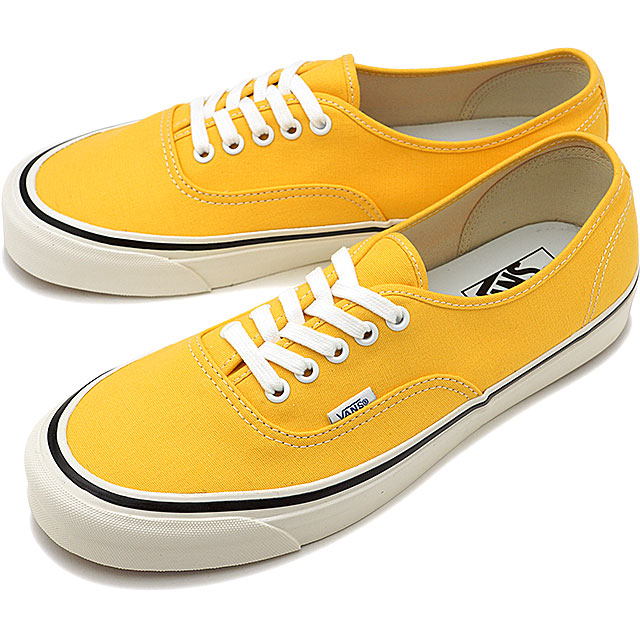 VANS vans ANAHEIM FACTORY PACK Anaheim factory pack AUTHENTIC 44 DX  authentic YELLOW (VN0A38ENMRA SS17) 4f8502bf3