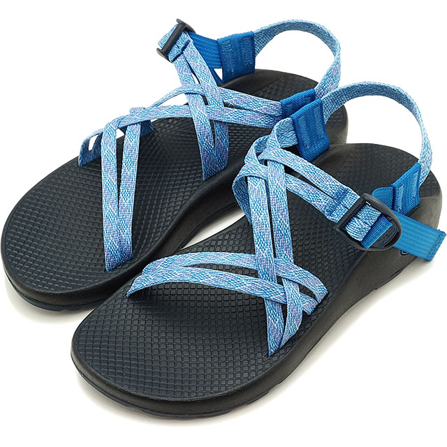 c9a075a7f4a Chaco Chaco sandals WMN ZX1 Classic Lady s model BRAID BLUE  (12365107-J106090 SS17)