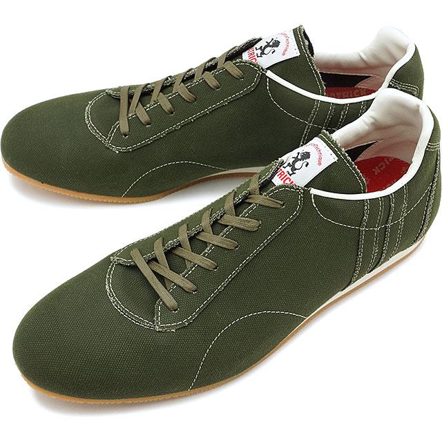 【即納】【返品送料無料】PATRICK パトリック スニーカー 靴 A.G-CV オールグラウンド・キャンバス OD (529128 SS17)【コンビニ受取対応商品】