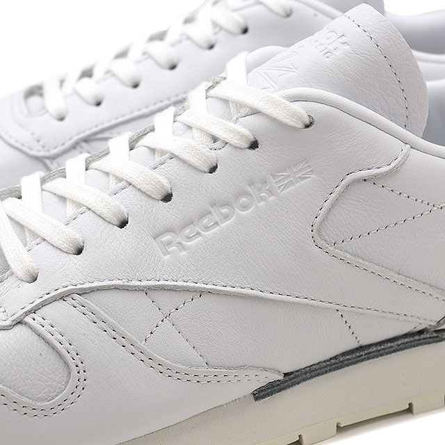 965e68606b0965 Reebok CLASSIC Reebok classical music CL LEATHER OMN classical music  leather Old Meets New Pack WHITE shoes (BD1905 SS17)