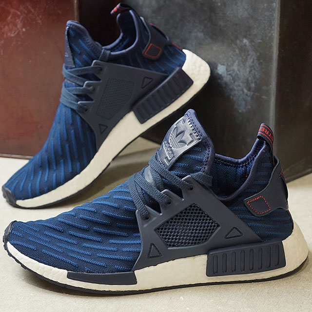 new product c6fa5 6df2a adidas Originals Adidas originals NMD_XR1 PK men gap Dis N M D C navy /C  navy /C red S17 nomad shoes (BA7215 SS17)