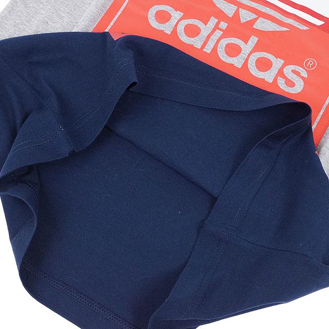 17d0d0dac ... adidas Adidas originals TONGUE LABLE TEE CB men gap Dis tongue label T-shirt  Originals