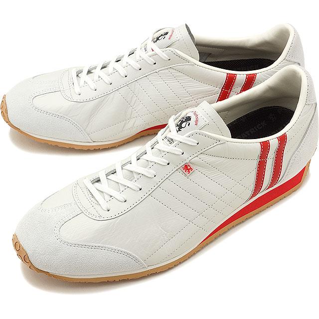 【即納】【返品送料無料】PATRICK パトリック スニーカー 靴 IRIS アイリス WHT メンズ・レディース (23070 SS17Q2)【コンビニ受取対応商品】