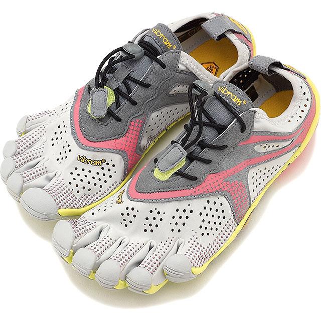 【カードで17倍】Vibram FiveFingers ビブラムファイブフィンガーズ レディース ランニングモデル WMN V-RUN OYSTER ビブラム ファイブフィンガーズ 5本指シューズ ベアフット 靴 [17W7006]