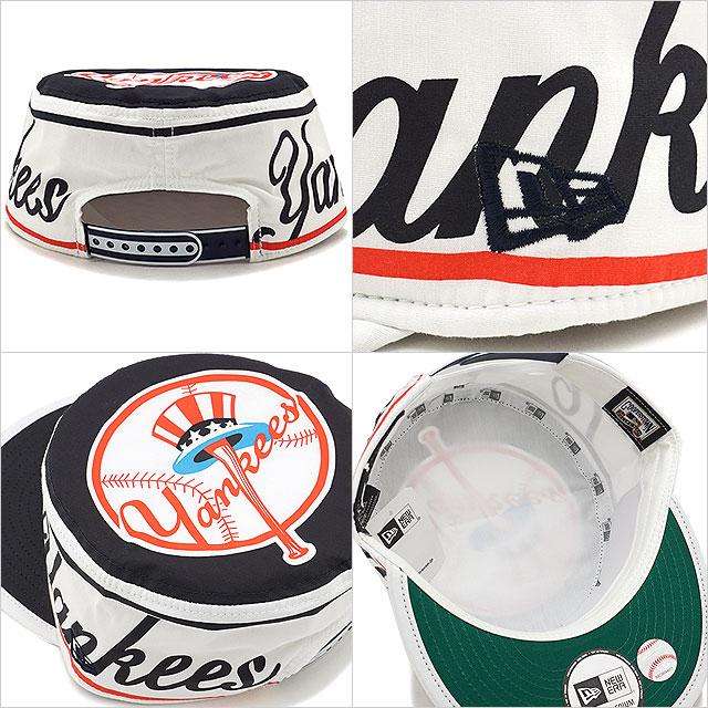 reputable site eba87 bfa70 ... NEWERA new gills cap New Era PILLBOX SNAP BACK NY MLB TICKET New York  Yankees MLB