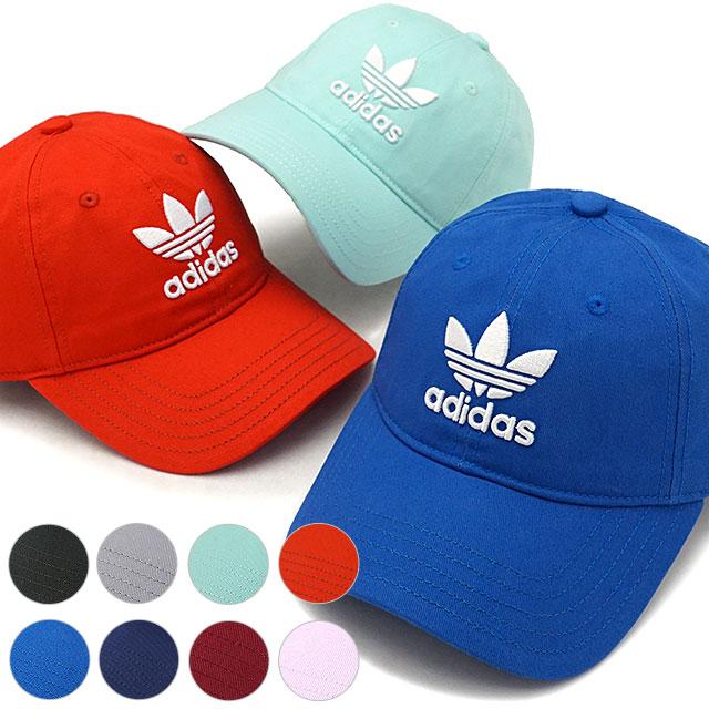 cf7b5fde アディダスオリジナルストレフォイルキャップ adidas Originals TREFOIL CAP [MLH55/BK7277 DJ0883  DJ0884 DJ0885 ...