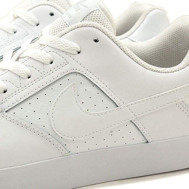 137042283b7 NIKE Nike SB sneakers shoes men DELTA FORCE VULC デルタフォースヴァルクホワイト   white ( 942