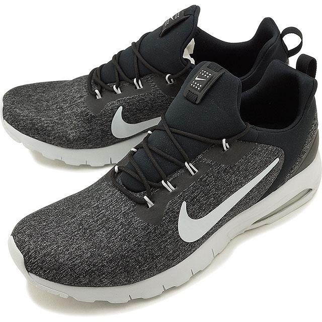 4d7280ce1f2 NIKE Nike sneakers shoes men AIR MAX MOTION RACER Air Max motion racer  black   pure platinum (916