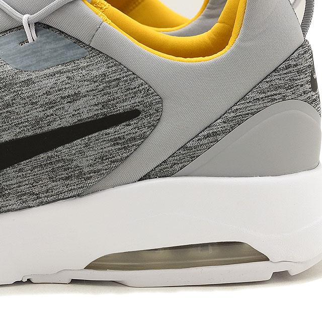 cb9867e3e928 NIKE Nike sneakers shoes men AIR MAX MOTION RACER Air Max motion racer wolf  gray   black (916