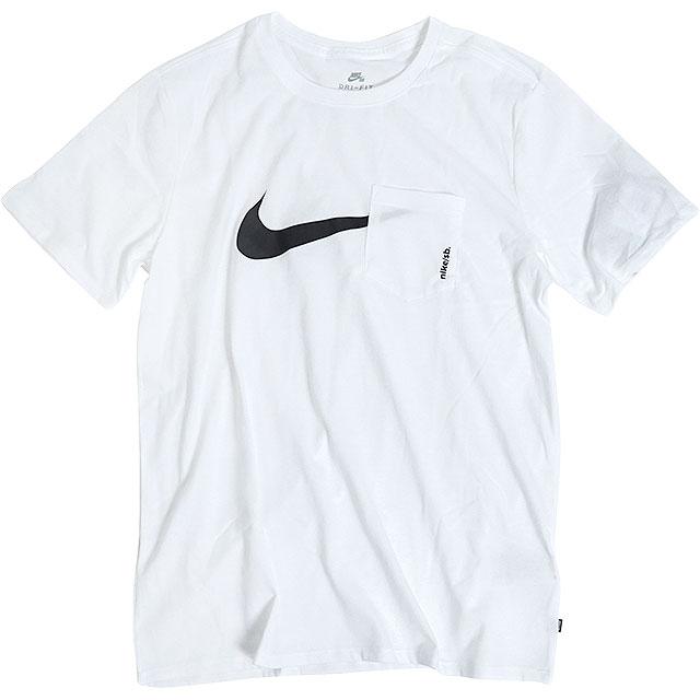NIKE SB Nike SB men SS T shirt MNS Nike SB DRI FIT cotton pocket T shirt (892826 SS18)