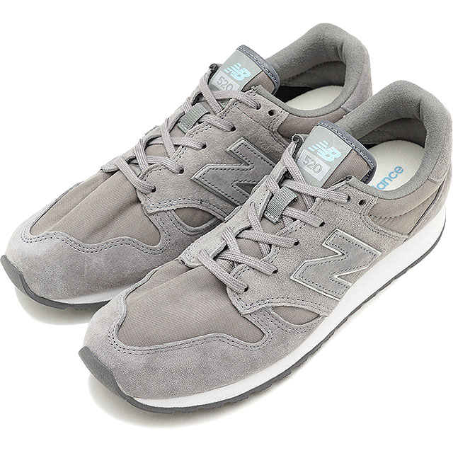 newbalance New Balance Lady's D Wise WL520 RM gray sneakers shoes (WL520RM  SS18)