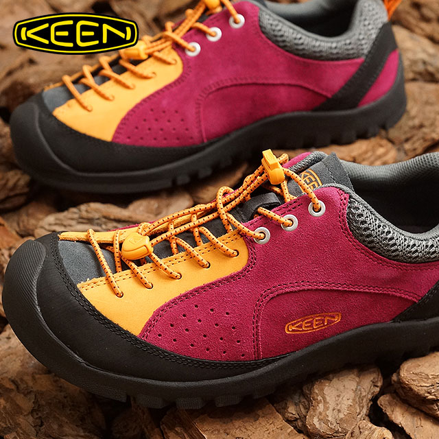 8d78f3e7c9a9 KEEN Kean jasper sneakers shoes men M JASPER ROCKS SP jasper Sue Locke s P  Red Plum Apricot (1018896 SS18)