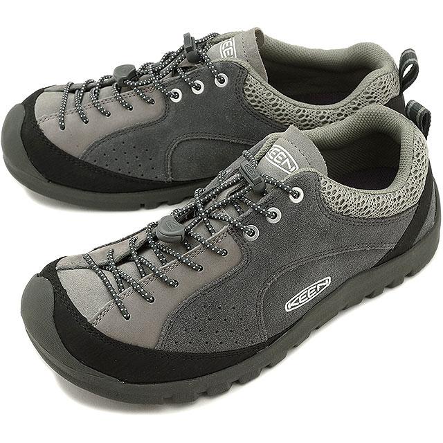 【即納】KEEN キーン ジャスパー スニーカー 靴 メンズ M JASPER ROCKS SP ジャスパー ロックス エスピー Asphalt/Moon Mist (1018895 SS18)【コンビニ受取対応商品】