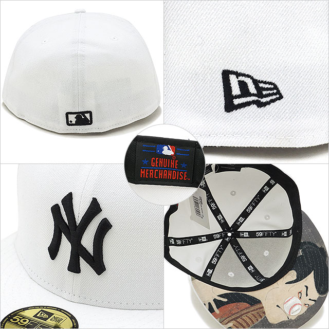 ... clearance newera new gills cap new era ukiyoe print sharaku toshuusai  third generation otani ogre next b4ce68c5347