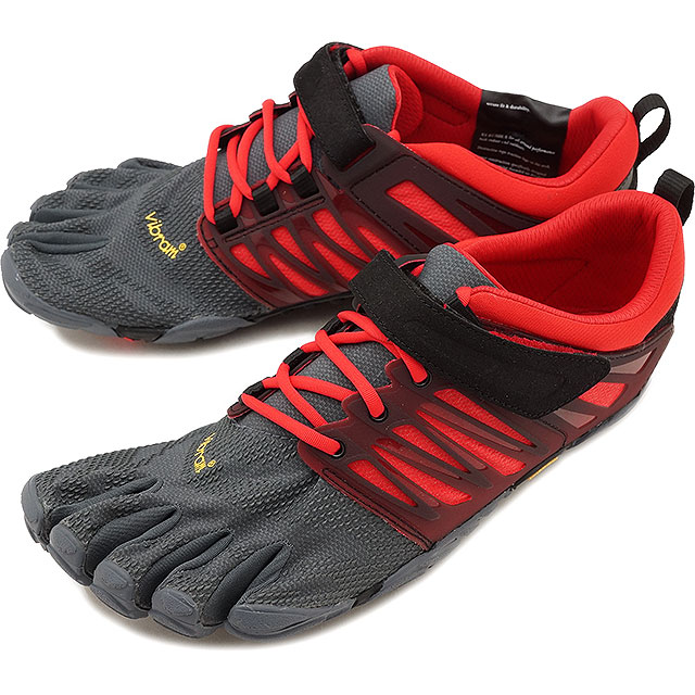 wholesale dealer 67e19 dfafe Five Vibram FiveFingers vibram five fingers men sports shoes V-Train  Grey Black  ...