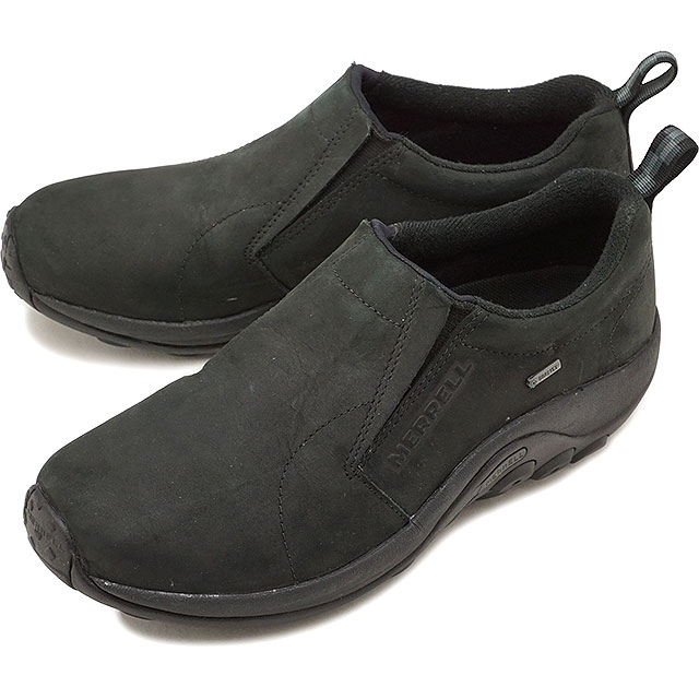 【即納】MERRELL メレル メンズ スニーカー 靴 Jungle Moc GORE-TEX MNS ジャングルモック ゴアテックス メンズ Black(42301 FW13)【e】【コンビニ受取対応商品】