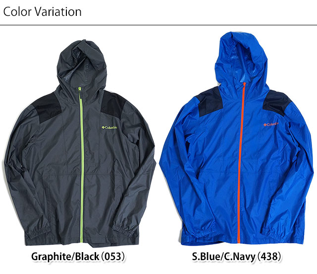 67d3dcea947 Columbia Colombia men nylon jacket FLASHBACK WINDBREKER Omni shield (water  repellency