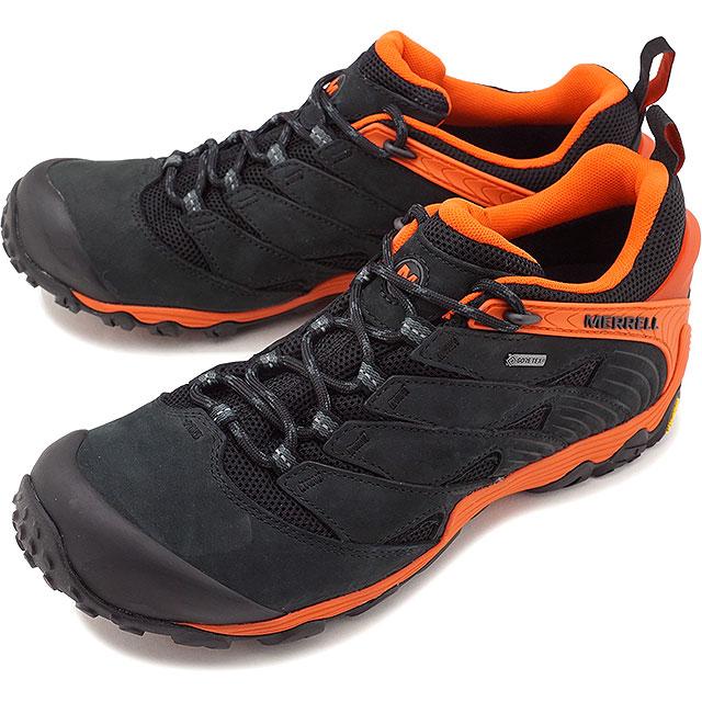 MERRELL メレル メンズ スニーカー 靴 MEN CHAMELEON7 GORE-TEX カメレオン7 ゴアテックス FIRE (98291 SS18)【コンビニ受取対応商品】