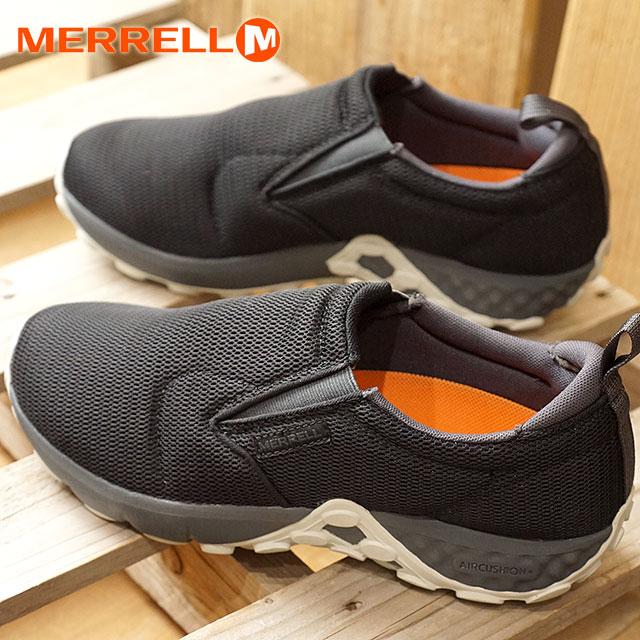 【30%OFF】【在庫限り】MERRELL メレル メンズ スニーカー 靴 MEN JUNGLE MOC VENT AC+ ジャングルモック ベント エーシープラス 黒 (94243 SS18)【e】【ts】【コンビニ受取対応商品】|mischief