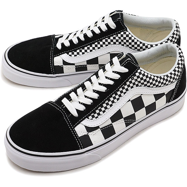 vans mix checker old skool