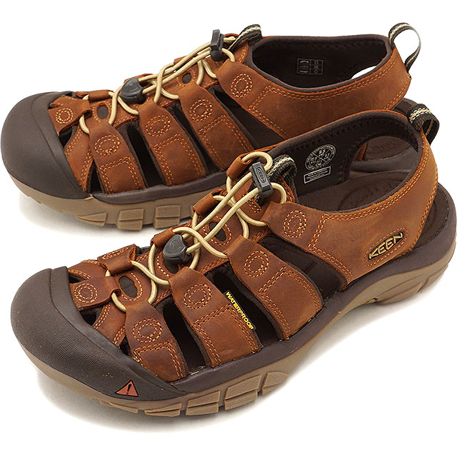 【在庫限り】KEEN キーン サンダル 靴 メンズ M NEWPORT EVO ニューポート イーヴイオー Infield/Mulch (1018788 SS18)【ts】【コンビニ受取対応商品】