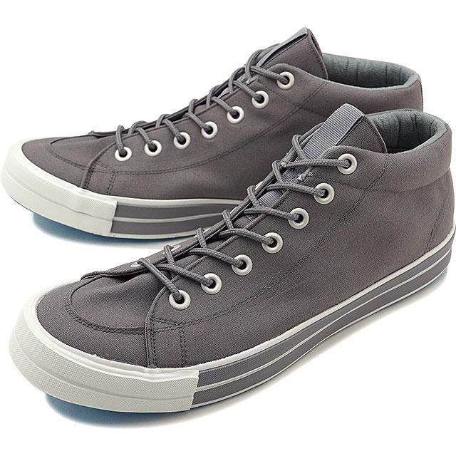 【5%OFFクーポン対象品】RFW アールエフダブリュー リズムフットウェア メンズ・レディース スニーカー 靴 BAGEL-MID STANDARD ベーグル ミッド スタンダード Grey グレー [R-1812031 SS18]