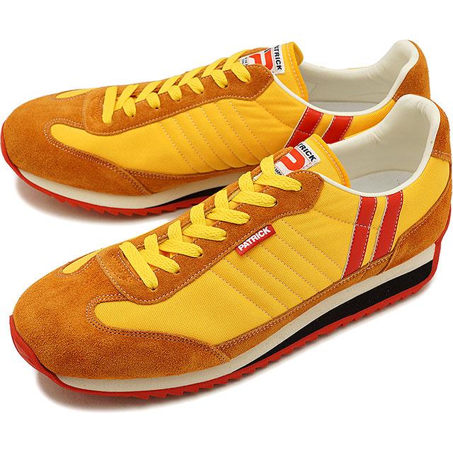 【即納】【返品送料無料】PATRICK パトリック スニーカー MARATHON マラソン SSHIN メンズ・レディース 靴 (94005 SS18)【コンビニ受取対応商品】