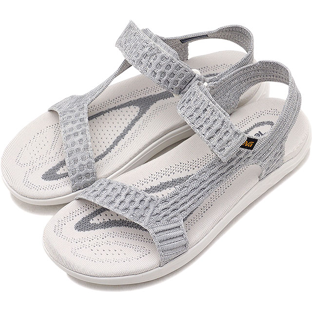 9cd07fd42192 Teva Teva Lady s sandal WMNS Terra-Float 2 Knit Universal terra float 2  knit universal BRWH white (1091593 SS18)