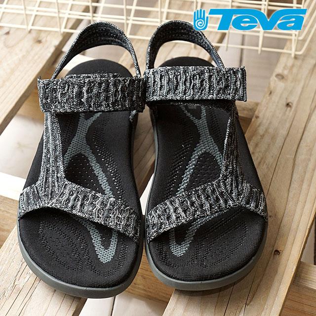 104bda9265b4 Teva Teva Lady s sandal WMNS Terra-Float 2 Knit Universal terra float 2 knit  universal BKGY (1091593 SS18)