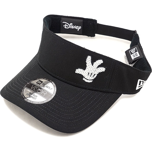 NEWERA new gills cap New Era GOLF D knee golf sun visor DISNEY SUNVISOR Mickey  Mouse hat (11557069 SS18) 1f001e008789