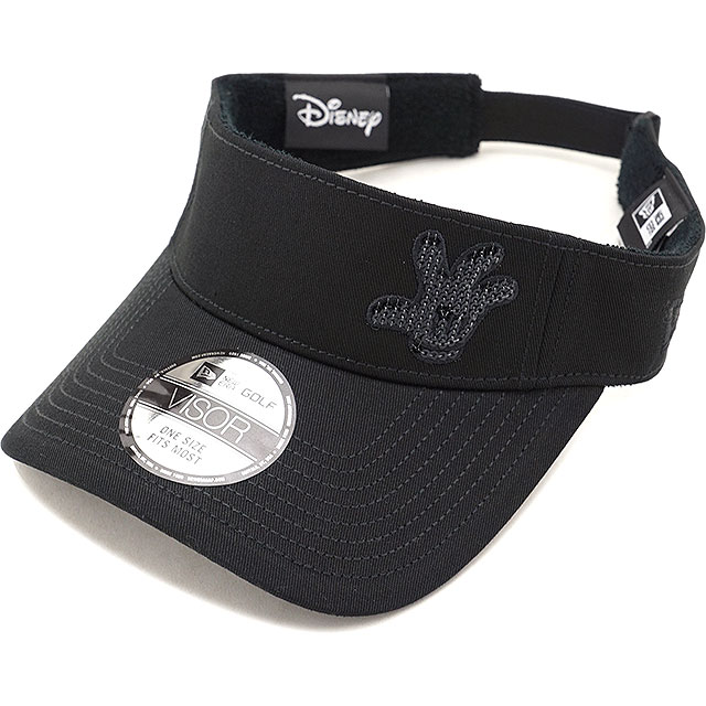NEWERA new gills cap New Era GOLF D knee golf sun visor DISNEY SUNVISOR Mickey  Mouse hat (11557070 SS18) 25eab343a2d7