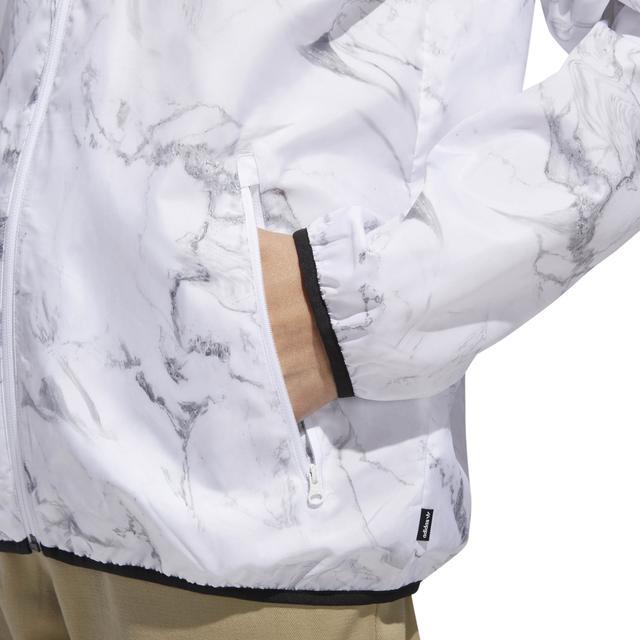 9a2a4ae916fd adidas Originals Adidas skateboarding jacket men MARBLE BB PACKABLE  WINDJACKET marble BB パッカブルウィンドジャケット (FJH28 DH3880 FW18)