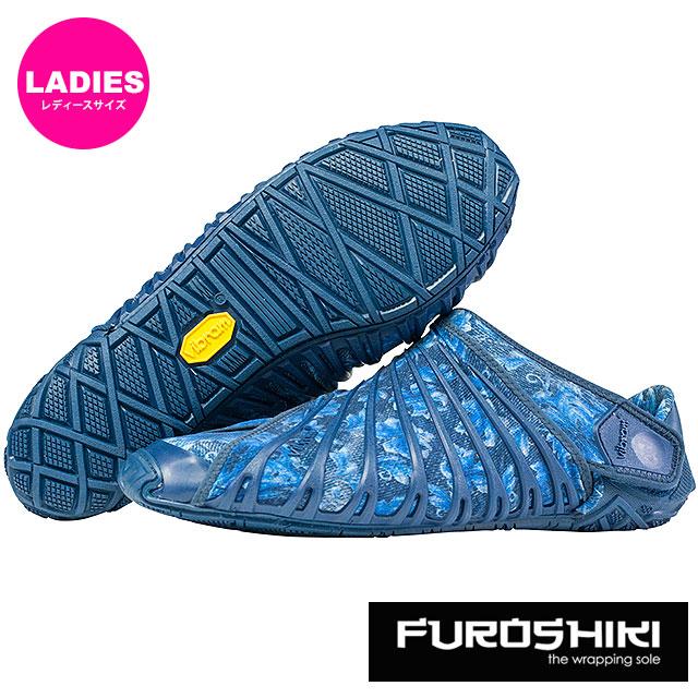 ビブラム フロシキ シューズ レディース Vibram FUROSHIKI shoes スニーカー ビブラムソール 靴 CHINA JEANS [18WAD07 SS18]