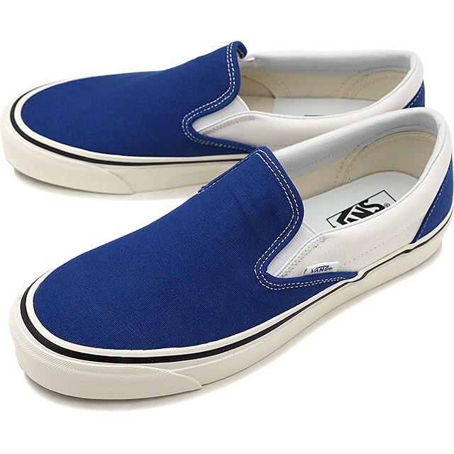 Vans Classic Slip On 98 DX Schuhe blau
