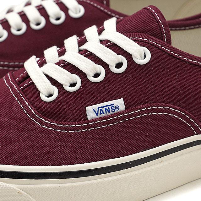 937ec1809b0141 44 VANS vans men sneakers shoes Anaheim Factory Authentic 44 DX Anaheim  authentic DX og burgundy bar Gandhi (VN0A38ENQA6 SS18)