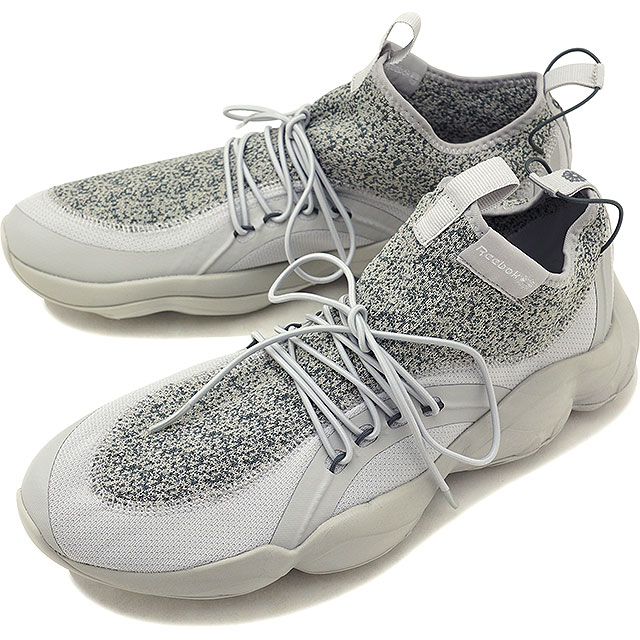 best authentic 41424 7f416 Reebok CLASSIC Reebok classical music sneakers shoes DMX FUSION TS D M X  fusion TS scull gray   white  S gray (CN2207 SS18)