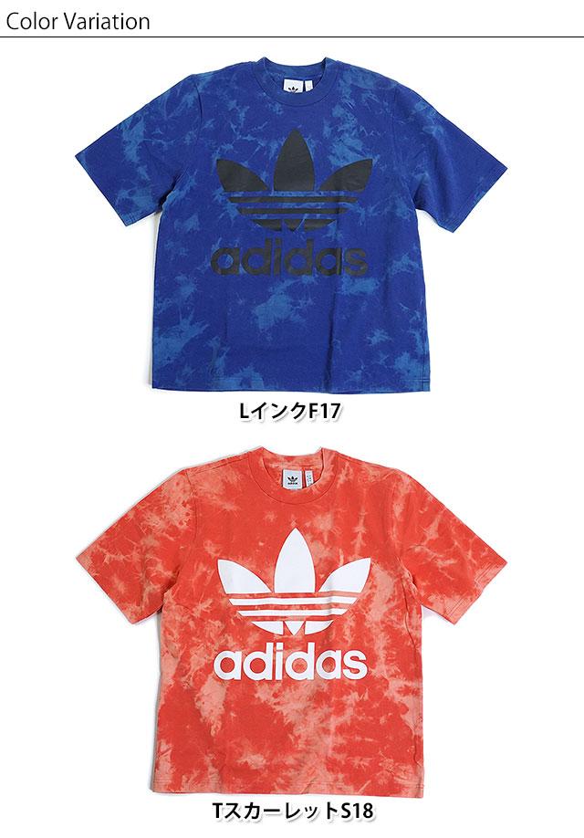 Mischief rakuten mercato globale: adidas adidas t - shirt uomini tie - dye