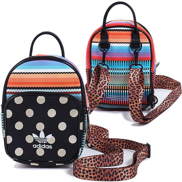 adidas Adidas rucksack Lady s BACKPACK MINI backpack mini ruck case adidas  Originals Adidas originals (EMW79 CE5646 SS18) f15b2ff3fc2c3