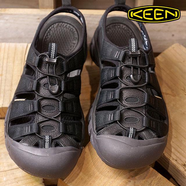 9f6e348d4e15 KEEN Kean sandal men M NEWPORT ECO Newport Eco BLACK MAGNET (1018803 SS18)