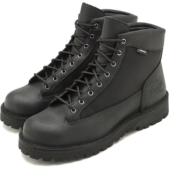 【即納】Danner ダナー マウンテンブーツ レディース WS DANNER FIELD ウィメンズ ダナー フィールド BLACK/BLACK 靴 (D121004 SS18)【コンビニ受取対応商品】