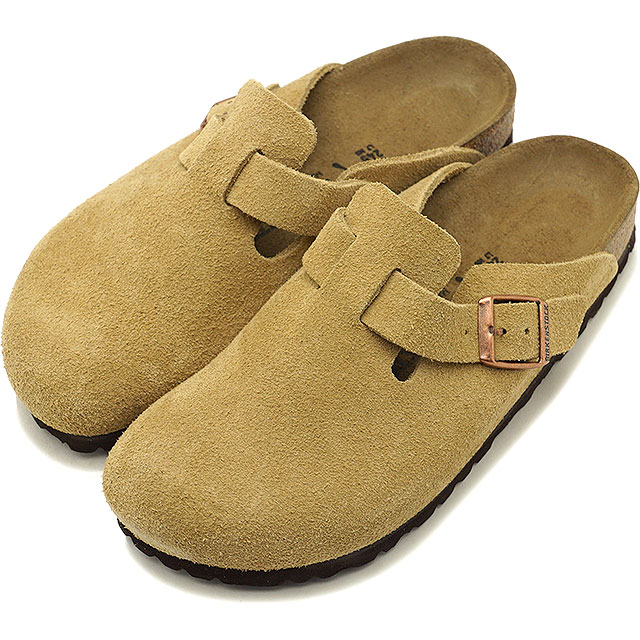 BIRKENSTOCK ビルケンシュトック サンダル 靴 メンズ・レディース Boston ボストン Sand (GC1008073 SS18)【コンビニ受取対応商品】