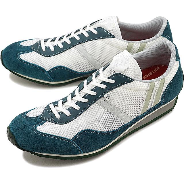 【即納】【返品送料無料】PATRICK パトリック スニーカー C-STADIUM クール・スタジアム MINT メンズ・レディース 靴 (27300 SS18)【コンビニ受取対応商品】