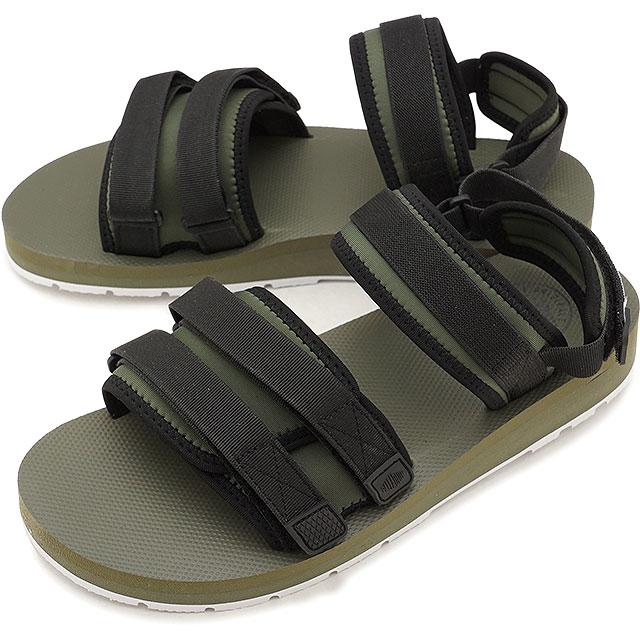 580a11e9300 PALLADIUM palladium OUTDOORSY SANDAL outdoor sandals men Lady s shoes OLV  NIGHT BLK WHT (75