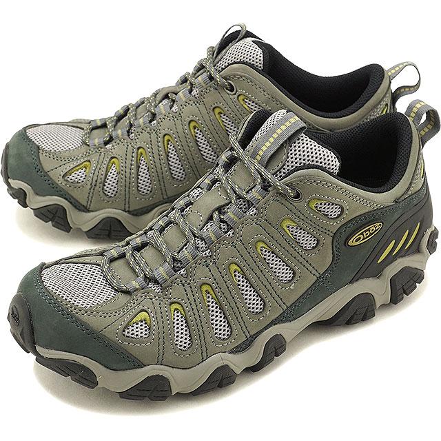 Oboz オボズ トレッキングシューズ MNS Sawtooth Low メンズ ソウトゥース ロー Pewter 靴 (20601 SS18)【コンビニ受取対応商品】